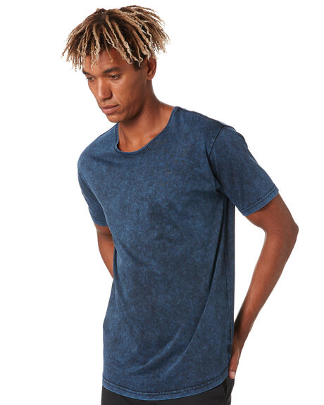 FJORD MENS CLOTHING SILENT THEORY TEES - 4085000NAVY