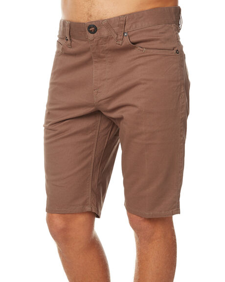 MUSHROOM MENS CLOTHING VOLCOM SHORTS - A0911708MSH