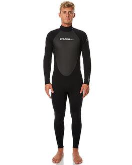 BLACK BLACK SURF WETSUITS O'NEILL STEAMERS - 3798OAA05