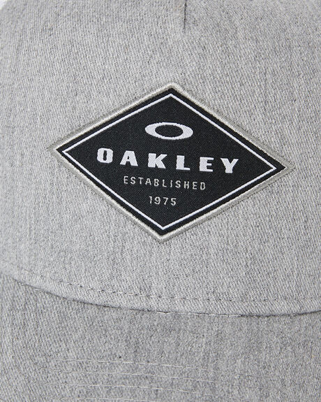 GREY MARLE MENS ACCESSORIES OAKLEY HEADWEAR - 912007AU-20L