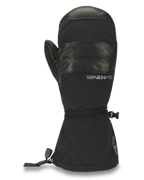BLACK BOARDSPORTS SNOW DAKINE GLOVES - DK-10002002-BLK
