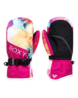 BRIGHT WHITE SUN BOARDSPORTS SNOW ROXY GLOVES - ERGHN03021-WBB8