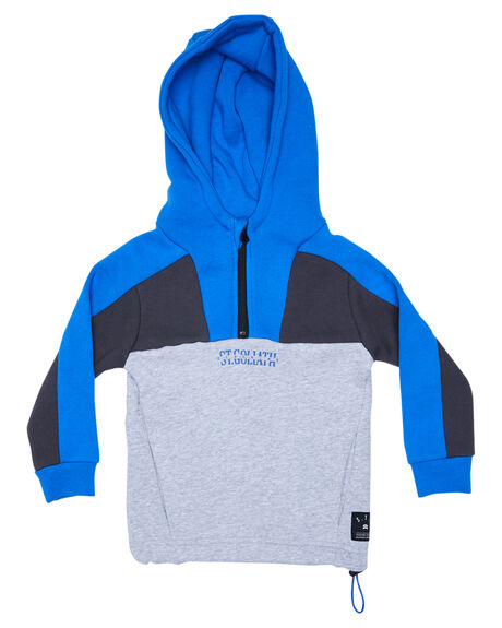BLUE KIDS BOYS ST GOLIATH JUMPERS + JACKETS - 2850021BLUE
