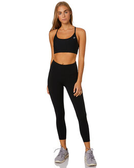 BLACK WOMENS CLOTHING LORNA JANE ACTIVEWEAR - LB0235BLK