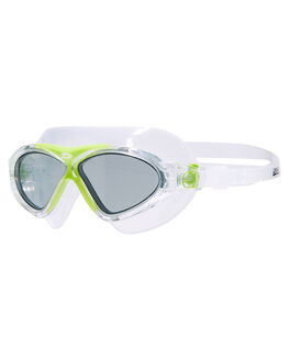 GREEN CLEAR BOARDSPORTS SURF ZOGGS SWIM ACCESSORIES - 300919GRN