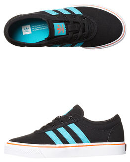 BLACK BLUE ENERGY KIDS BOYS ADIDAS ORIGINALS FOOTWEAR - H68396BLK