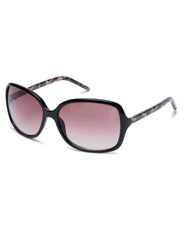 BLACK COOKIE TORT WOMENS ACCESSORIES SEAFOLLY SUNGLASSES - SEA2010213BCTRT
