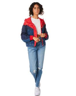 WIND BREAKER WOMENS CLOTHING LEVI'S JACKETS - 72740-0000WIN