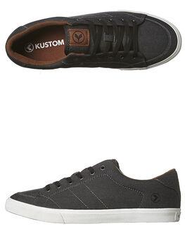 SLATE TAN MENS FOOTWEAR KUSTOM SNEAKERS - 4981115VSLATA
