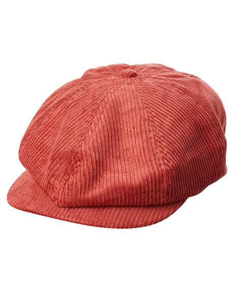 Brixton Womens Brood Snap Cap - Brick Chord | SurfStitch
