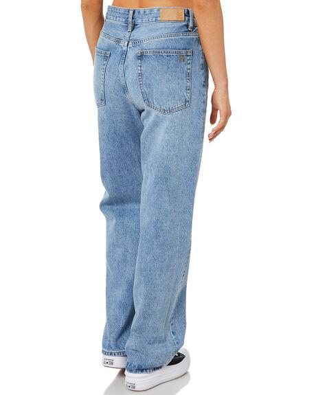 ISLAND BLUE WOMENS CLOTHING INSIGHT JEANS - 1000090136ISLDB