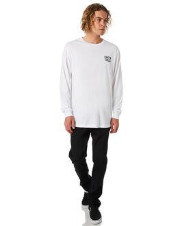 WHITE MENS CLOTHING SANTA CRUZ TEES - SC-MLB8879WHT