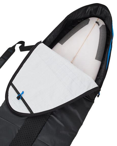 BLACK BOARDSPORTS SURF FCS BOARDCOVERS - BDY-067-AP-BLKBLK