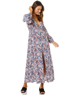 BLUE ASHES WOMENS CLOTHING RUSTY DRESSES - DRL1045BHH