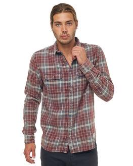 VINEYARD WINE SWELL MENS CLOTHING QUIKSILVER SHIRTS - EQYWT03655RSC1