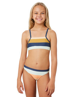 PACIFIC BLUE KIDS GIRLS RIP CURL SWIMWEAR - JSIAC90200