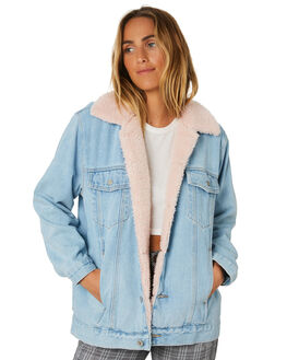 WALK AWAY WOMENS CLOTHING A.BRAND JACKETS - 71523-3077