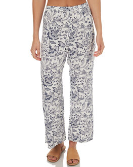 FLORAL WOMENS CLOTHING TIGERLILY PANTS - T372370FLOR