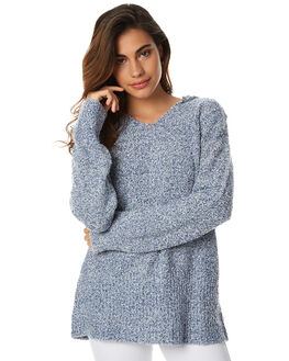 BLUE JAY WOMENS CLOTHING BILLABONG KNITS + CARDIGANS - 6575796BLUJ