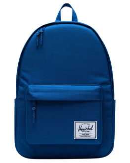 MONACO BLUE XHATCH MENS ACCESSORIES HERSCHEL SUPPLY CO BAGS + BACKPACKS - 10492-03262-OSMBX