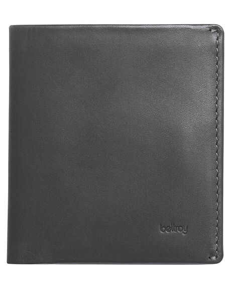 CHARCOAL MENS ACCESSORIES BELLROY WALLETS - WNSBCHAR