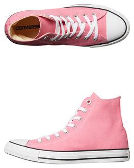 PINK WOMENS FOOTWEAR CONVERSE SNEAKERS - 19006PINK