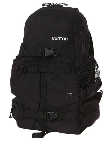TRUE BLACK MENS ACCESSORIES BURTON BAGS + BACKPACKS - 11031100002
