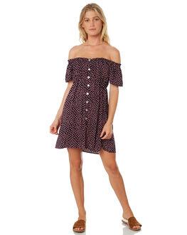 MULTI WOMENS CLOTHING MINKPINK DRESSES - MP1808477MULTI