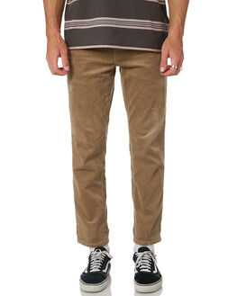 LIGHT KHAKI MENS CLOTHING BILLABONG PANTS - 9595301LKHA
