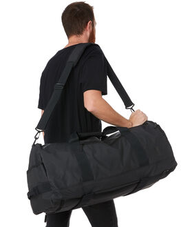 ALL BLACK NYLON MENS ACCESSORIES NIXON BAGS + BACKPACKS - C2956-1148
