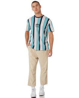 SAND MENS CLOTHING STUSSY PANTS - ST095607SND