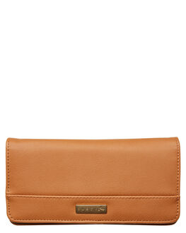 TAN WOMENS ACCESSORIES RUSTY PURSES + WALLETS - WAL0796TAN