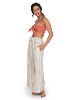 COOL WIP WOMENS CLOTHING BILLABONG PANTS - BB-6591401-CWP