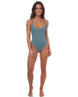 BLUE WAVE WOMENS SWIMWEAR BILLABONG ONE PIECES - 6572677BLUWV