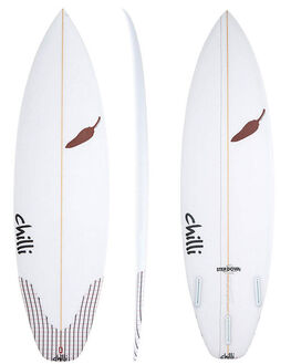 CLEAR BOARDSPORTS SURF CHILLI SURFBOARDS - CHSTEPDOWN2CLR