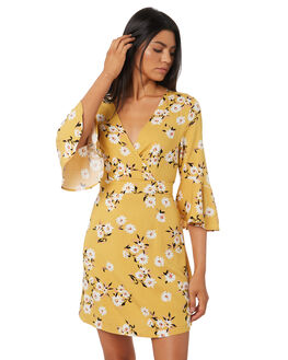 MULTI WOMENS CLOTHING MINKPINK DRESSES - MP1801461MUL