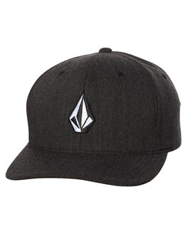 CHARCOAL HEATHER MENS ACCESSORIES VOLCOM HEADWEAR - D5511588CHH