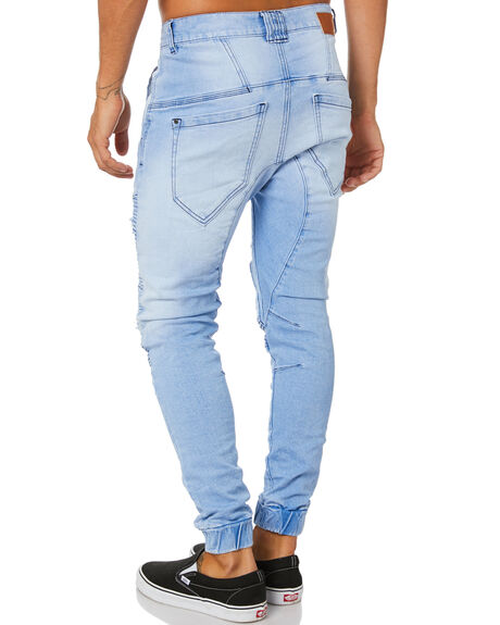 ALASKAN BLUE MENS CLOTHING NENA AND PASADENA PANTS - NPMHCP002ALBL