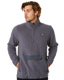 DARK GREY MENS CLOTHING HURLEY JUMPERS - CT1506021