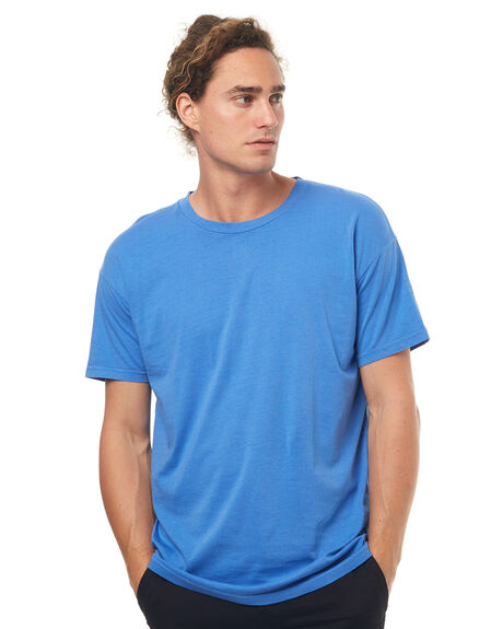 ATOLL BLUE MENS CLOTHING GLOBE TEES - GB01711002ATBLU