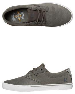 DARK GREY MENS FOOTWEAR ETNIES SKATE SHOES - 4101000449-021