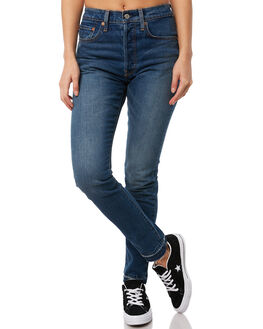 MOODY MARBLE WOMENS CLOTHING LEVI'S JEANS - 29502-0019MDM1