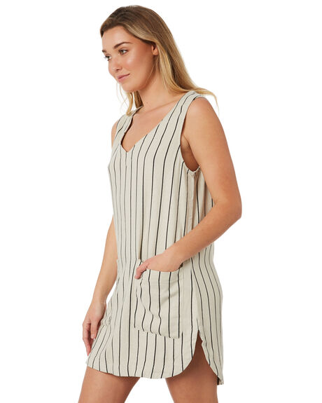 NATURAL OUTLET WOMENS SWELL DRESSES - S8184448NATRL
