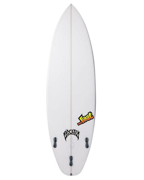 CLEAR SURF SURFBOARDS LOST PERFORMANCE - LONEWV2CLR