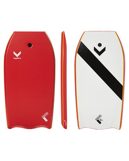 RED SURF BODYBOARDS HYDRO BOARDS - CB17-HYD-042RED
