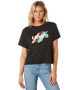 STRIPE LOGO METEORITE WOMENS CLOTHING LEVI'S TEES - 69973-00440044