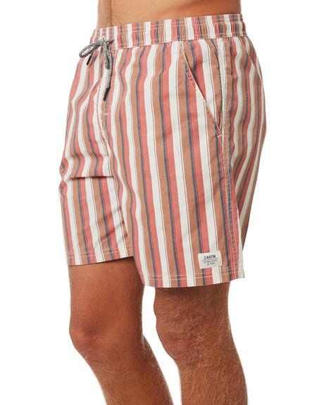 LT ROSE MENS CLOTHING KATIN BOARDSHORTS - TRKEN03LTROS