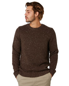 COFFEE BEAN MENS CLOTHING RUSTY KNITS + CARDIGANS - CKM0342CFN