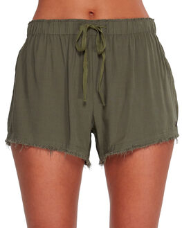 FOREST NIGHT WOMENS CLOTHING BILLABONG SHORTS - BB-6591276-FN4