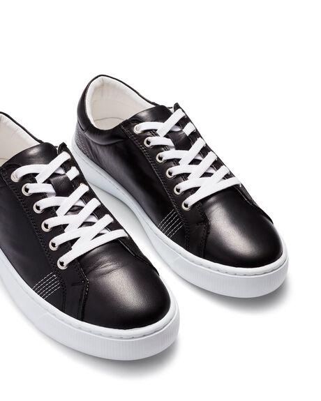 BLACK WOMENS FOOTWEAR JUST BECAUSE SNEAKERS - 21508A-1BLK